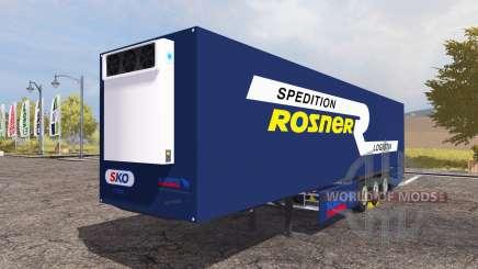 Schmitz Cargobull S.KO Cool Rosner para Farming Simulator 2013