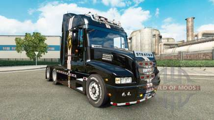 Pieles, Lamborghini camión Iveco Administrador para Euro Truck Simulator 2
