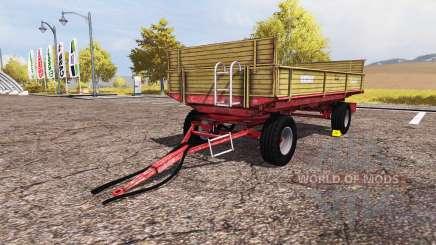 Krone Emsland ballcarts para Farming Simulator 2013