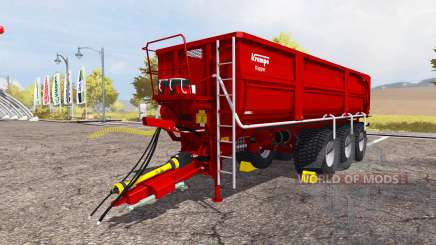 Krampe Big Body 900 S para Farming Simulator 2013