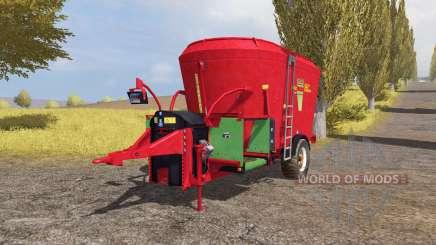 Strautmann Verti-Mix 1700 Double v2.0 para Farming Simulator 2013