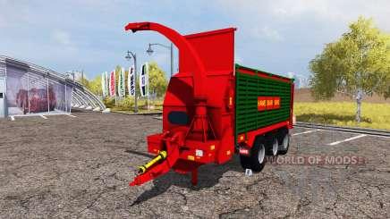 Hawe SUW 5000 para Farming Simulator 2013