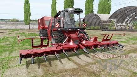 Krone BiG X 1100 cargo para Farming Simulator 2017