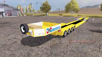 Faymonville VarioMAX para Farming Simulator 2013