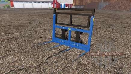 Robert ballengabel v2.0 para Farming Simulator 2015