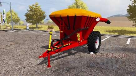 Jan Tanker 10500 para Farming Simulator 2013