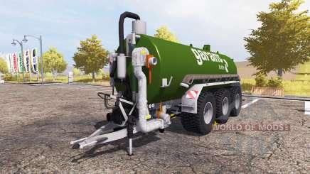 Kotte Garant Profi VTR 25000 para Farming Simulator 2013