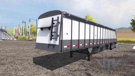 Cornhusker trailer v2.0 para Farming Simulator 2013