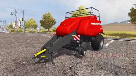 Massey Ferguson 2190 Hesston v3.0 para Farming Simulator 2013