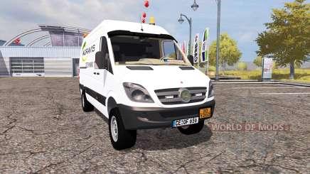 Mercedes-Benz Sprinter 311 CDI (Br.906) para Farming Simulator 2013