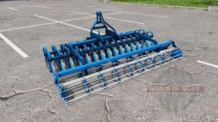 LEMKEN Heliodor 8-400 para Farming Simulator 2017