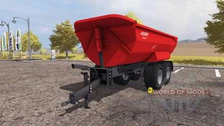 Krampe Halfpipe HP 20 v1.1 para Farming Simulator 2013
