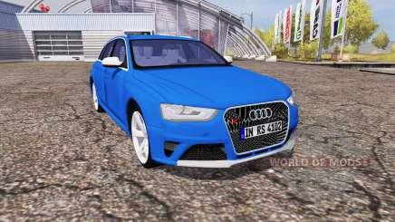 Audi RS4 Avant (B8) para Farming Simulator 2013