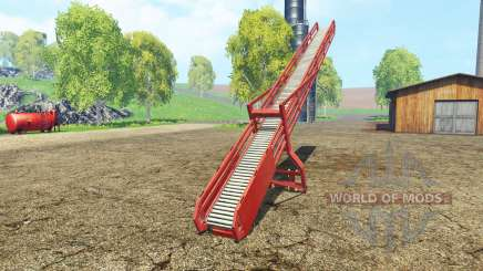 Conveyor belt v3.2.6 para Farming Simulator 2015