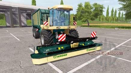 Krone BiG L 500 Prototype para Farming Simulator 2017