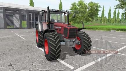 Fendt Favorit 818 v3.0 para Farming Simulator 2017