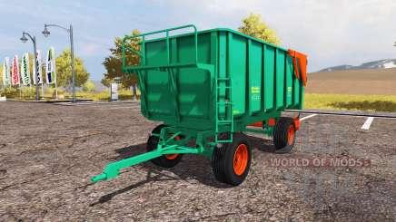 Aguas-Tenias GAT para Farming Simulator 2013