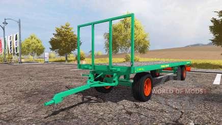 Aguas-Tenias PGAT para Farming Simulator 2013