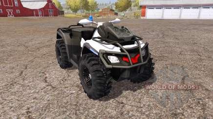 Polaris Sportsman 4x4 para Farming Simulator 2013