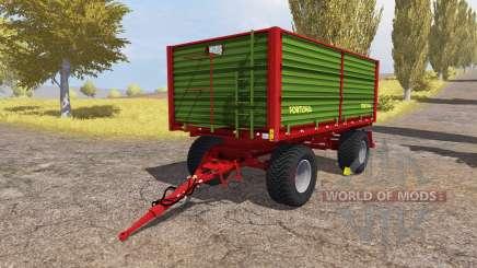 Fortuna K180-5.2 v1.4 para Farming Simulator 2013