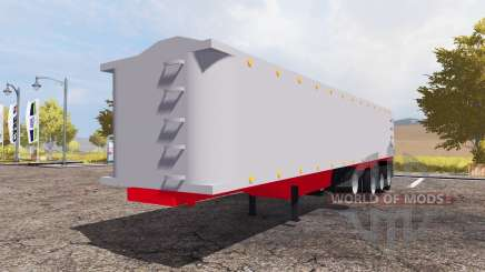 Stargate dump trailer para Farming Simulator 2013