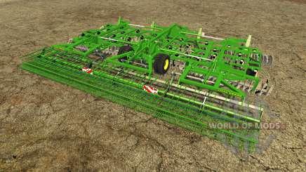 John Deere cultivator para Farming Simulator 2015