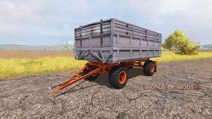 Fortschritt HL 80.11 v1.1 para Farming Simulator 2013