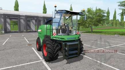 Fendt Katana 65 para Farming Simulator 2017