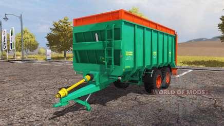 Aguas-Tenias ESP-TAT para Farming Simulator 2013
