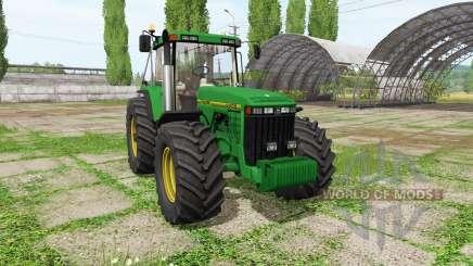 John Deere 8400 para Farming Simulator 2017