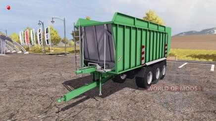 Demmler TSM 3380 CV v2.0 para Farming Simulator 2013