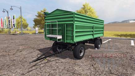 Kogel tipper trailer para Farming Simulator 2013