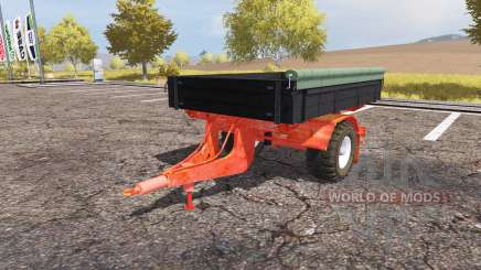 Tractor trailer para Farming Simulator 2013