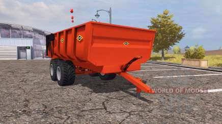 Deves GV 140 para Farming Simulator 2013