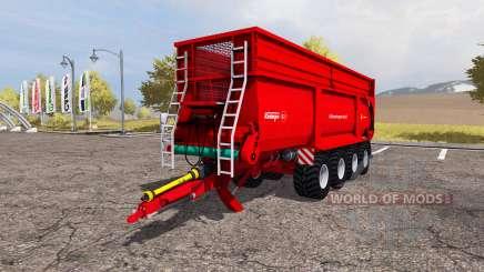 Krampe Bandit 980 para Farming Simulator 2013