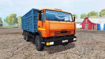 KamAZ 53212 v1.1 para Farming Simulator 2015