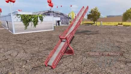 Conveyor belt para Farming Simulator 2013