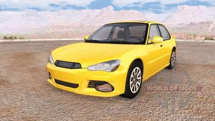 Hirochi Sunburst V6 para BeamNG Drive