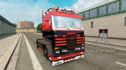 Scania 143M 500 Meulman para Euro Truck Simulator 2