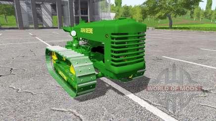 John Deere BO para Farming Simulator 2017
