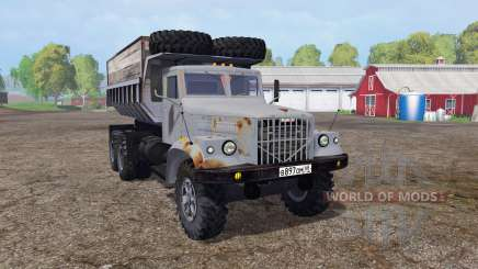 KrAZ 256Б v1.2 para Farming Simulator 2015