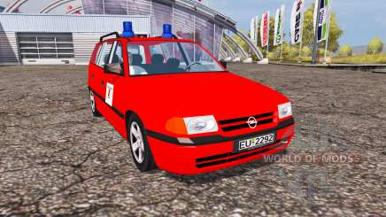 Opel Astra Caravan (F) para Farming Simulator 2013