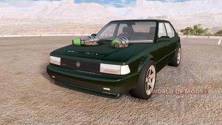 ETK I-Series twin turbo para BeamNG Drive
