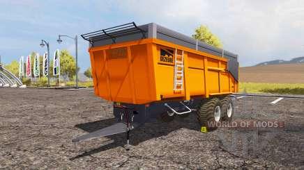 Dezeure D14TA para Farming Simulator 2013