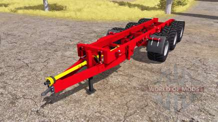 Hawe WPS 32 T v2.0 para Farming Simulator 2013