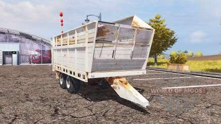 Fortschritt T088 silo para Farming Simulator 2013