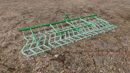 Mounted harrow para Farming Simulator 2015