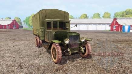 ZiS 5V para Farming Simulator 2015