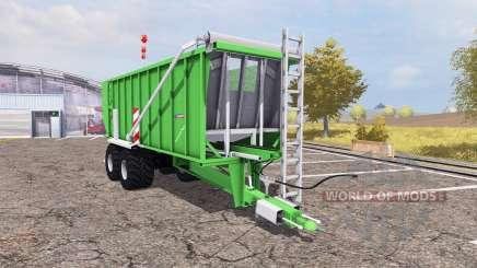 Demmler TSM 200-7 L v2.0 para Farming Simulator 2013