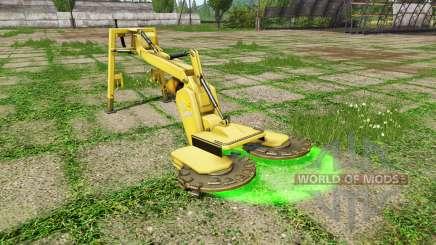 FSI Power-Tech Beaver para Farming Simulator 2017
